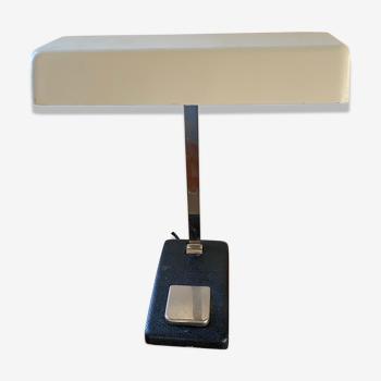 Lampe de bureau mid-century par hillebrand 60's