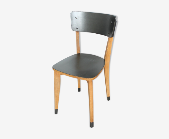 Chaise bistrot en bois