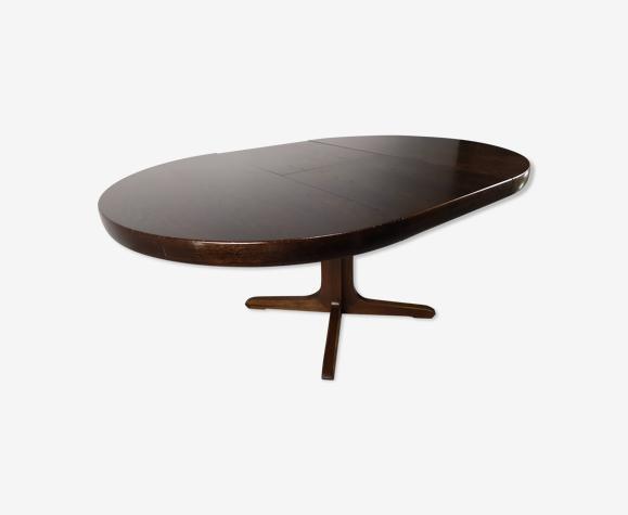 Table ronde Baumann vintage