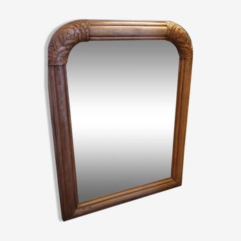 Miroir art déco 47x60cm