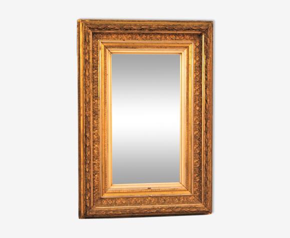 Miroir mural fin XIXème siècle