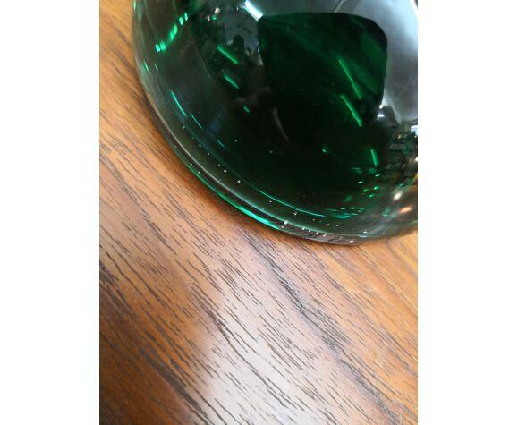 Cendrier ou vide poche sommerso verre murano