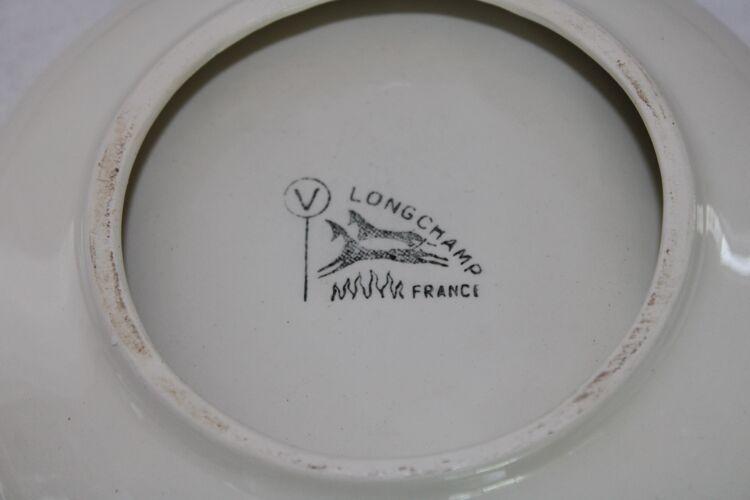 Cendrier publicitaire vintage HAIG whisky Longchamp