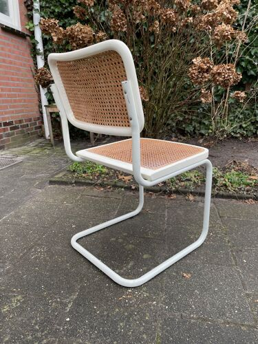 Chaise Cesca B32 de Marcel Breuer
