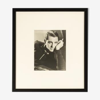 Cary grant, portrait des années 1930
