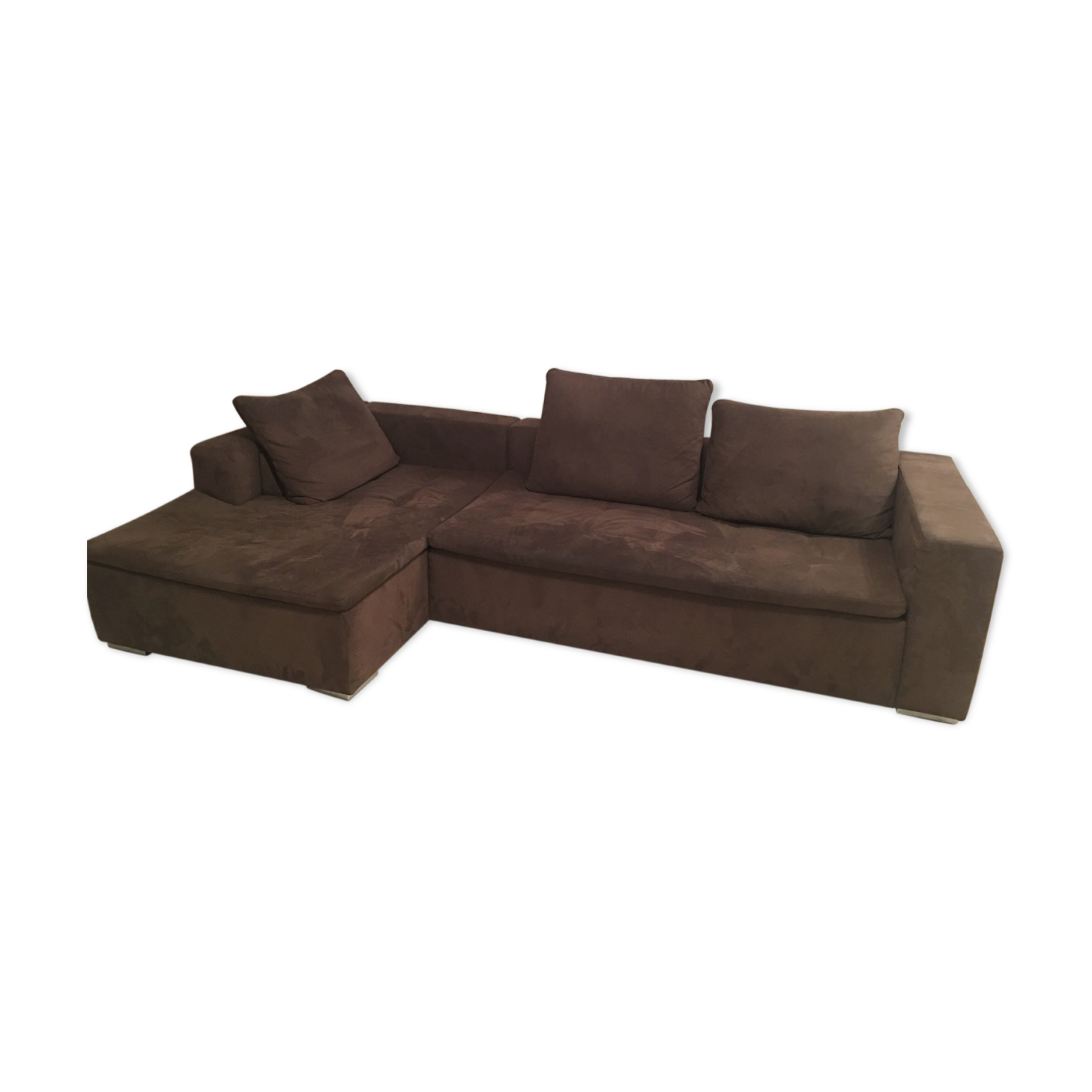 Canapé d'angle Bo Concept, modèle Mezzo