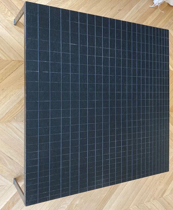Table basse géométrie Poltrona Frau