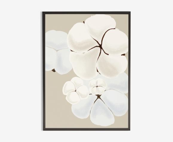 """Illustration """"Douceur de coton"""" par Noums Atelier"""