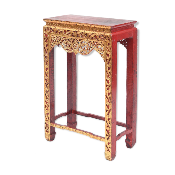 Console de style chinois