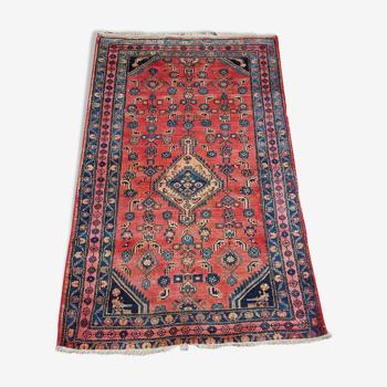 Tapis persan fait main 138x211cm