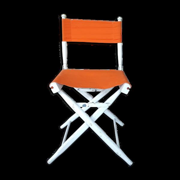 Chaise de metteur en scène vintage