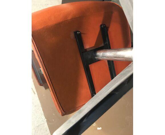 Fauteuil bureau cuir