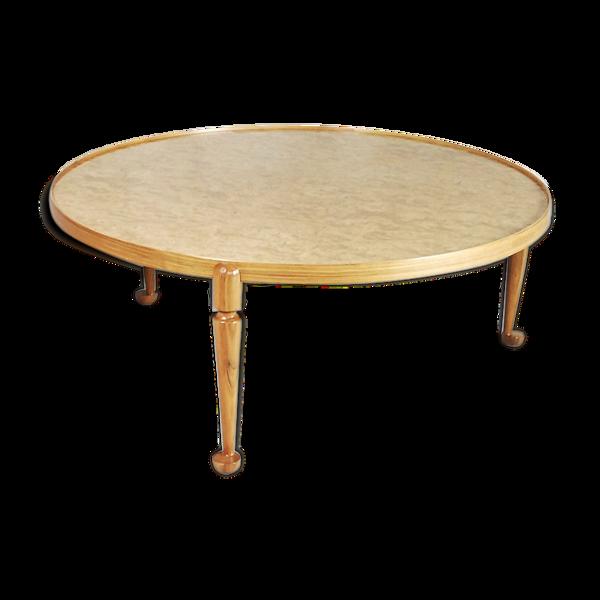 Selency Table basse modèle 2139 par Josef Frank pour Svenskt Tenn, 1948