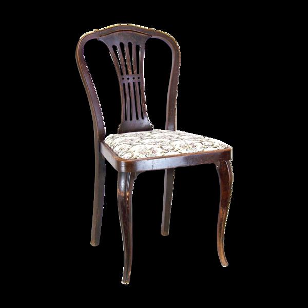 Selency Chaise number 613 par Gustav Siegel pour Thonet 1930