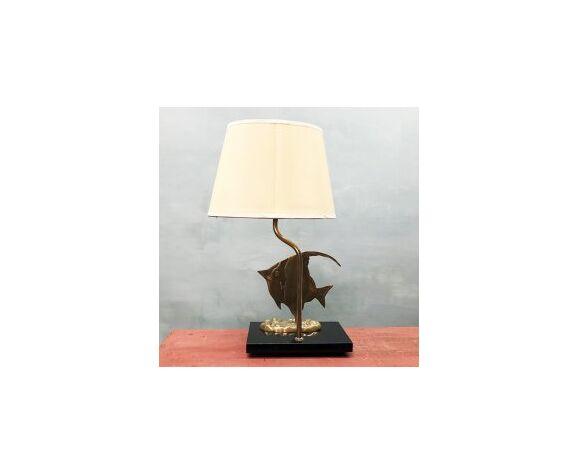 Lampe laiton 70