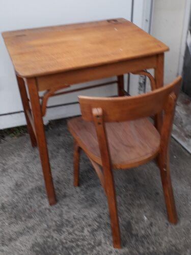 Bureau enfant & chaise