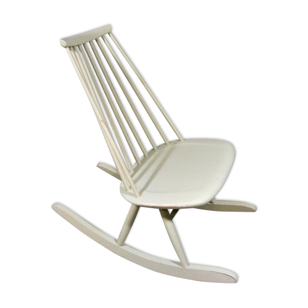 Selency Rocking chair Mademoisselle de Tapiovaara, années 1950-1960