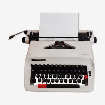 Machine à écrire Hermes 305 fonctionnelle