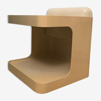 End of sofa or side table model game, marcello siard , longato 1970