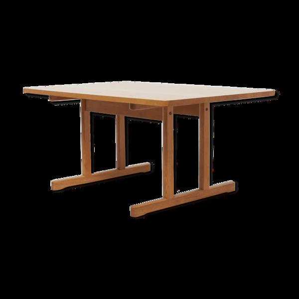 Table 'Shakers' modèle 6289 par Børge Mogensen pour Fredericia Stølefabrik, Danemark 1950