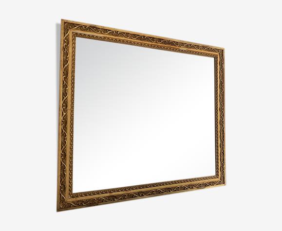 Miroir fin XIXème 100x90cm