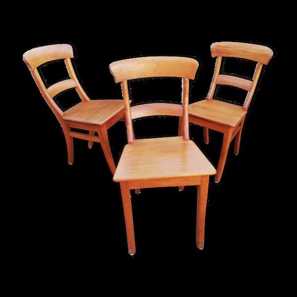 3 chaises Emi
