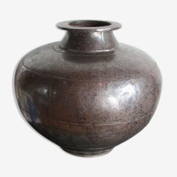 Metal water jar, 19th , Rajasthan in India