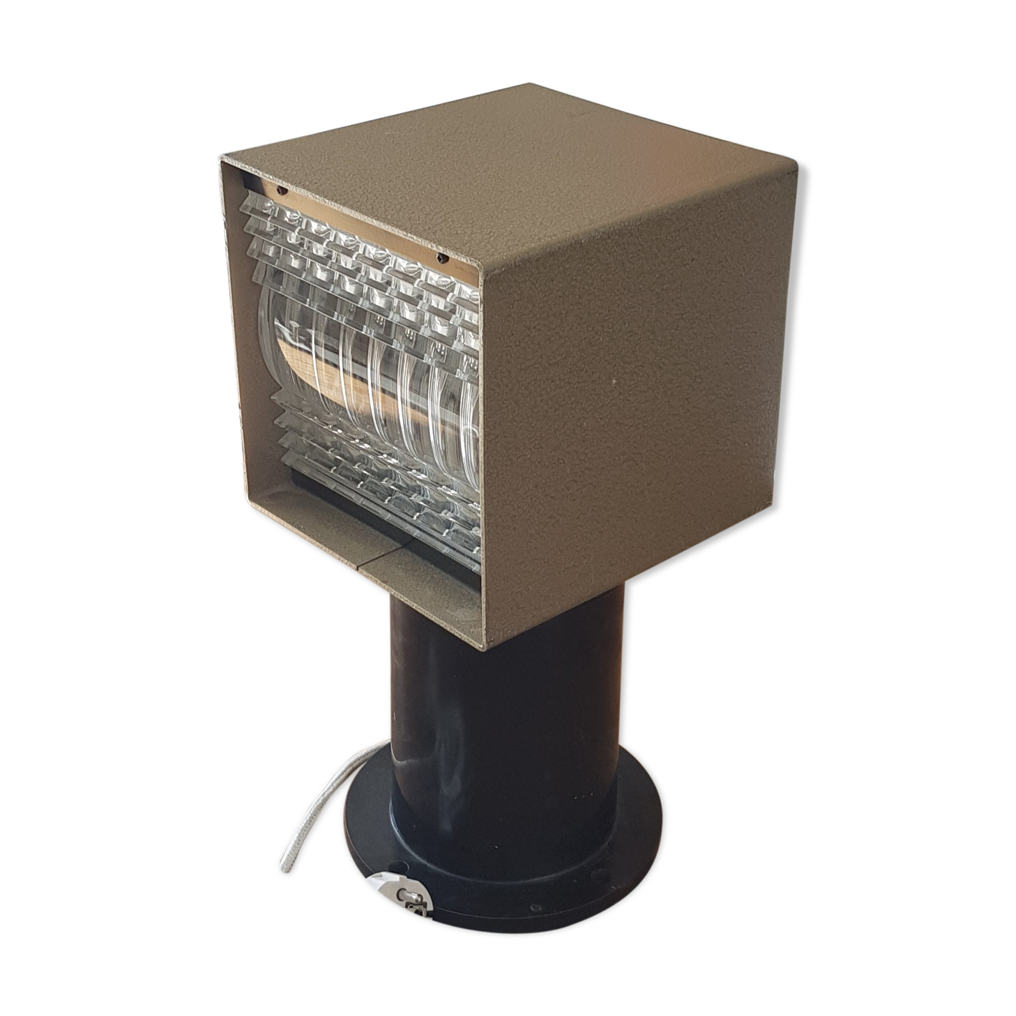 Lampe holophane industrielle