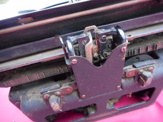Machine à écrire Rémington 1930'