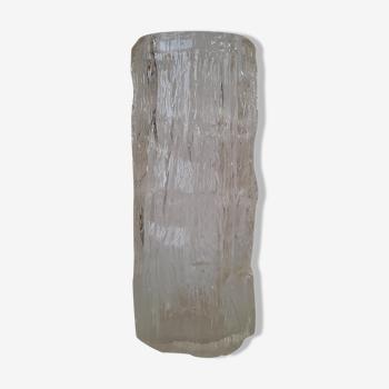 Vase par tapio wirkkala edition litalla made in finland années 60-70
