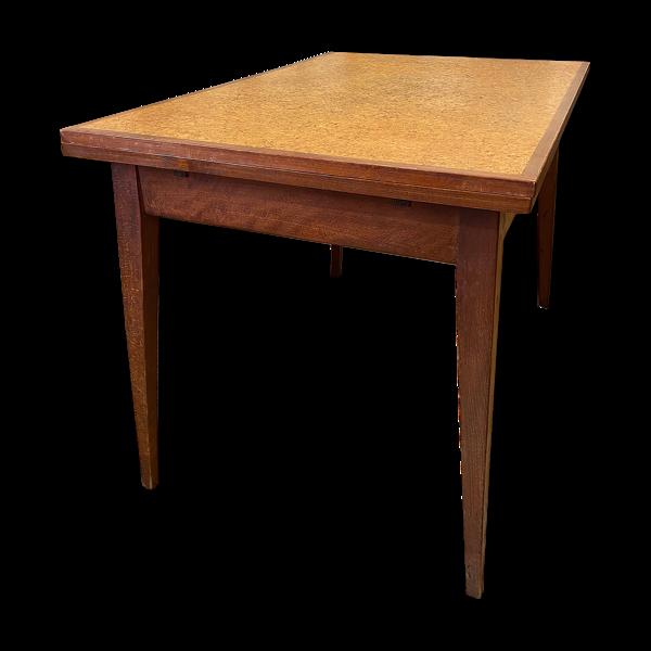 Table à manger extensible style scandinave