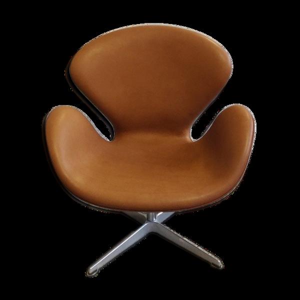Fauteuil Swan par Arne Jacobsen édition Fritz Hansen