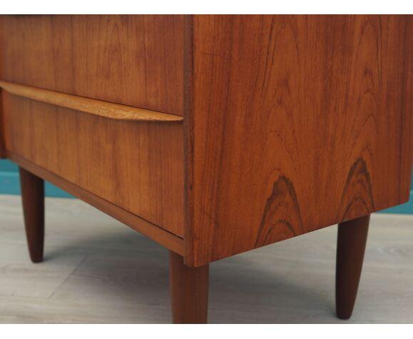Commode design danois, années 1970, fabriqué au Danemark