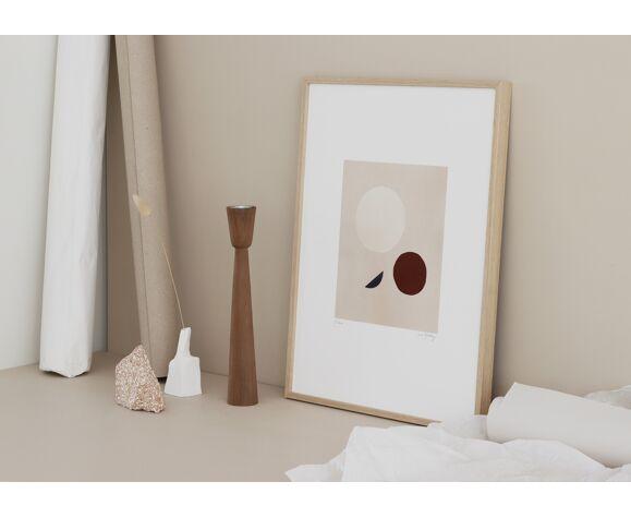 Illustration Moons - Oak Gallery