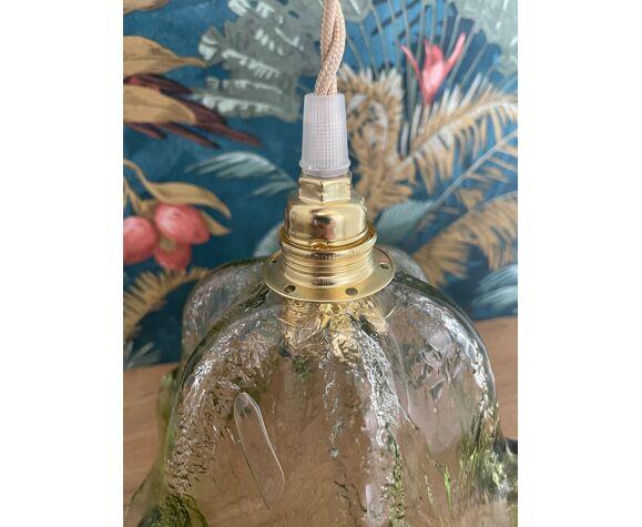 Baladeuse en verre de Murano