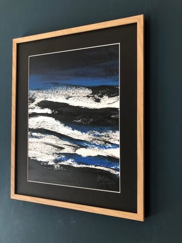 Waves 40x50cm