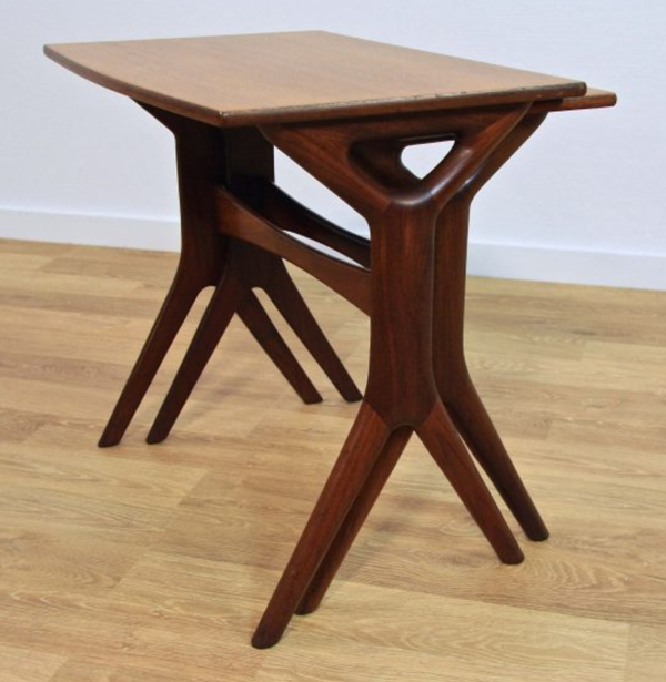 Tables gigognes Johannes Anderson
