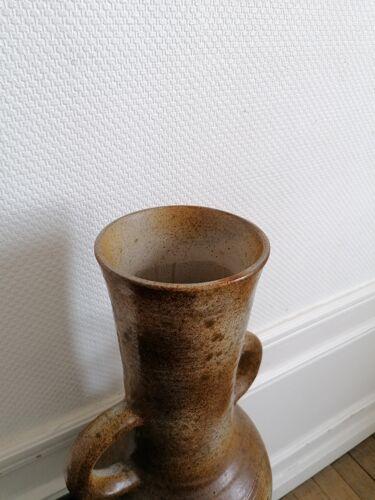 Vase en céramique années 50 Agnès Escala