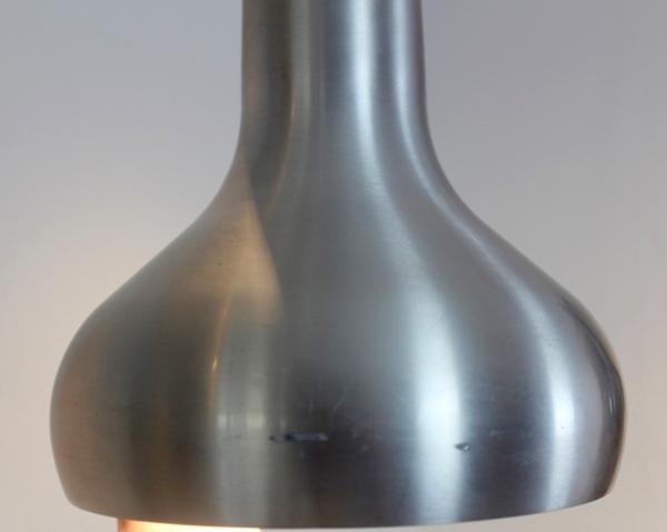 Set of Danish Aluminium Lights