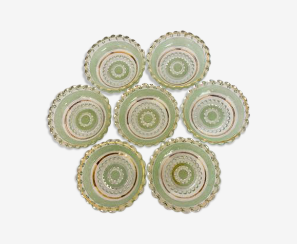 Green granite cups