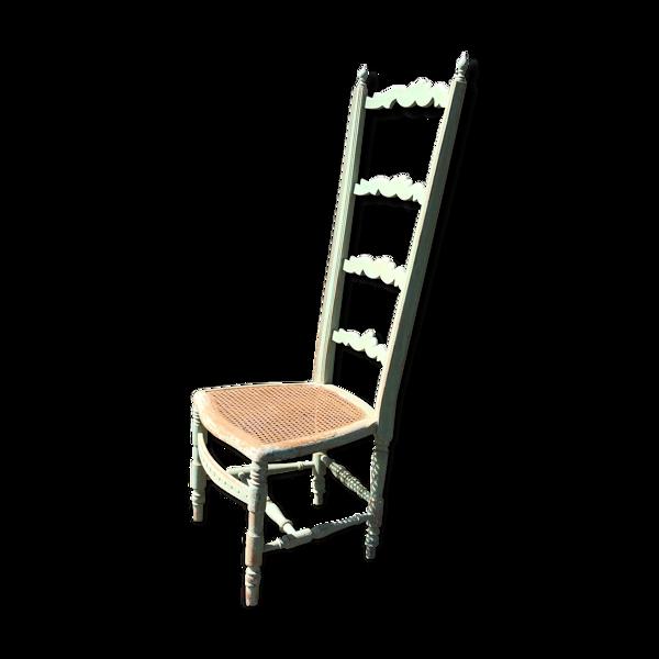 Chaise de Nourrice Shabby chic