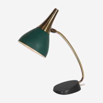 Lampe de table par Kaiser Leuchten, Allemagne 1950s