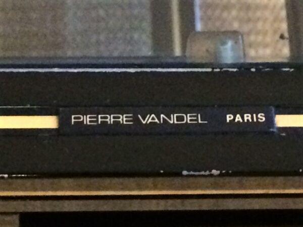 Desserte Pierre Vandel 70's