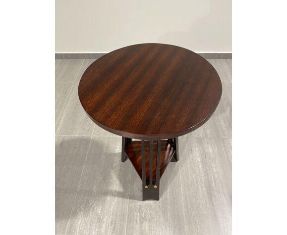 Table d'appoint par Joseph Maria Olbrich