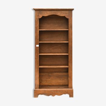 Chestnut shelf