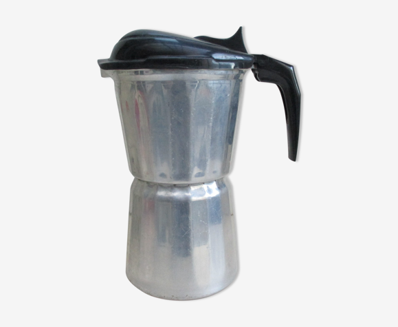 Pressure coffee maker Seb aluminum 6dL