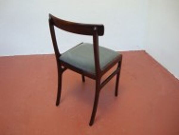 Lot de 8 chaises scandinaves Rungstedlund