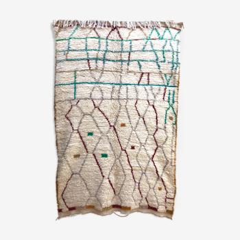 Tapis berbère marocain Azilal 2,34x1,51m