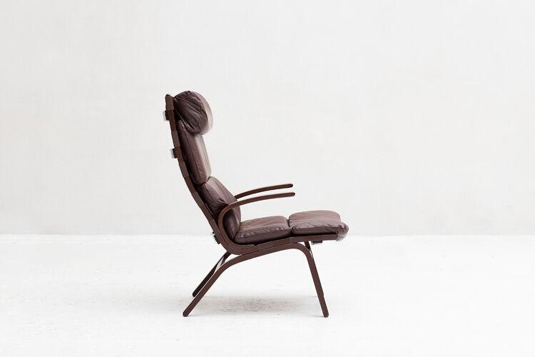 Fauteuil design danois années 1960