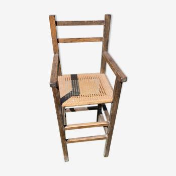 Chaise bébé 1900